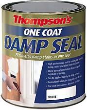 Thompsons  White 34577 One Coat Damp Seal 250ml  Eliminates Damp Stains