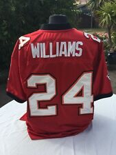 Tampa Bay Buccaneers NFL Jersey 2006 Cadillac Williams Plus Autograph