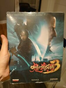 Onimusha 3: The Official Strategy Guide by Future Press Sealed