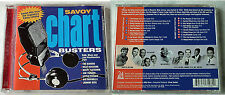 Savoy Chart Busters / R&B and Jazz Blockbusters - Ravens, Johnny Otis,... CD TOP