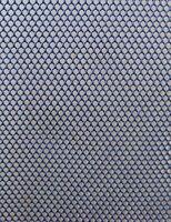 BONSAI POT MESH DIAMOND SHAPED x 4 SHEETS BLACK 300mm x 200mm (approx)