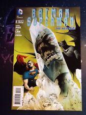 BATMAN SUPERMAN #3 1ST PRINT DC (2014) THE NEW 52 VF/NM (BID052)