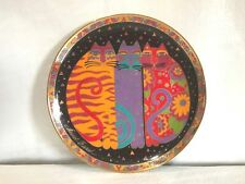 Franklin Mint *Fanciful Felines* Cat #Ha1722 Decorative Collective Plate