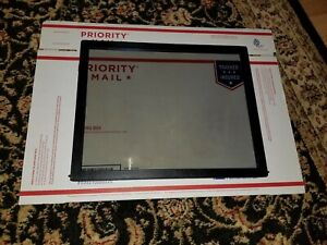 """Fellowes Computer Anti-Glare Screen 15""""-12"""" Framed Display Filter"""