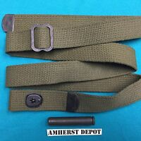 M1 Carbine Sling and Oiler USGI New