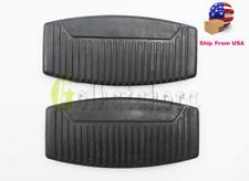 OEM NEW SET OF 2 BRAKE PEDAL PAD COVERS FOR FORD BC3Z2457B BC3Z-245-7B