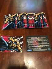 33 Card Lot 1994 Skybox Saha Of The Dark Knight Baan Promo Cards Near Mint