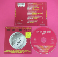CD TOP OF THE SPOT 1997 Chic David Lee Roth Morcheeba Etta James (C33) no lp mc