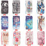 3D PU Leather Case Stand Wallet Cover For Samsung Galaxy J3 J5 A3 S4 S5 S6 Phone