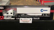 (WRONG BOX) DCP#33539 CELADON TRUCKING IH PROSTAR SEMI TRUCK & TRAILER 1:64/CL