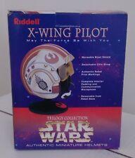 Star Wars Riddell X-Wing Pilot Mini Helmet **BNIB** LAST ONE
