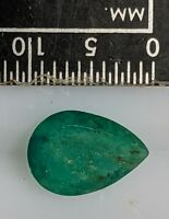 1.45 Carat 7x10mm Nice EMERALD Gemstone (#L4602)