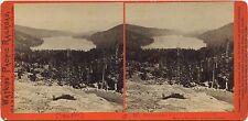 C.P.R.R Hart/Watkins series # 127 Donner Lake 1860's