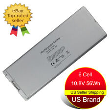 "Laptop Battery for Apple MacBook 13"" 13.3"" inch A1181 A1185 MA561 MA566 White"