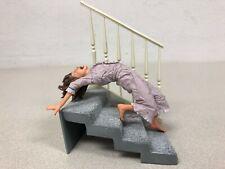 NECA Cult Classics Reel Toys Exorcist Regan Spider-Walk Figure Loose