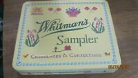 WHITMAN'S Sampler TIN Chocolates & Confections 5th in Series of Reproductions