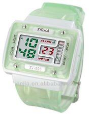 Orologio Sportivo Xinjia Xj-806 Sveglia Datario Cronometro Digitale Colorato lac