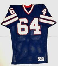 1980 s Buffalo Bills NFL Football Jersey  64 Game Issued Champions XL  Vintage 67ee0974c