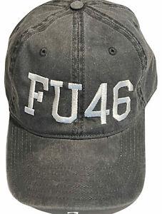 #FU46 Anti Biden Embroidered Adjustable Trump 2024 MAGA Cap Hat