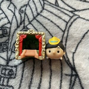 J Disney Tsum Tsum Figure Toy Pinocchio With Stage Accessory
