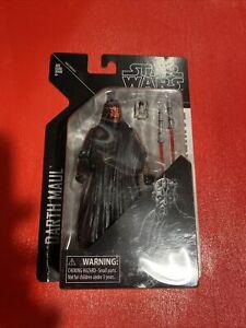 Star Wars The Black Series Archive Darth Maul