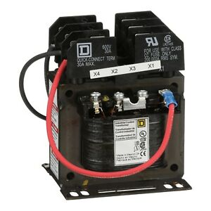 Square D Brand New Control Transformer 9070TF100D31 - 100VA, 50/60Hz, 1 Phase