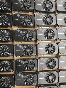 ZOTAC GTX 1060 P106-90 3GB GPU Mining Card DDR5 Graphics/Video Card