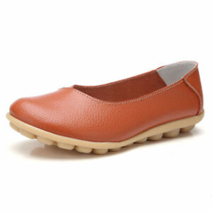 10 Colors Womens Ladies Casual Slip On Loafers Outdoor Shallow Moccasins Shoes