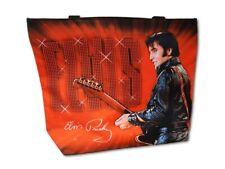 Elvis Presley Large Tote Bag