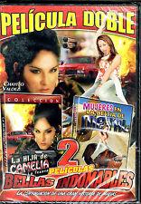 La Hija De Camelia / Mujeres En La Bestia De Metal BRAND NEW FACTORY SEALED DVD