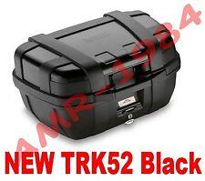 GIVI BAULETTO VALIGIA TREKKER TRK52 BLACK  TRK 52N TRK52N  BAULE 52 Litri NERO