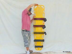 Iron Duck Pediatric EMS Backboard/Spine Board Portable Rescue Stretcher