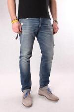 REPLAY VU1705 V664F13 001 EVIDIO, Herren Jeans, Blauer Denim, We are Replay