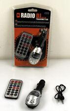 EAXUS Radio DJ Car FM Transmitter Auto Radio Empfänger MP3Player OVP VKF