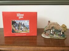 Lilliput Lane The Rustlings English Collection South East England 1995 Miniature