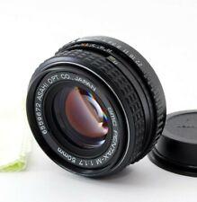 N MINT PENTAX SMC PENTAX-M 50mm f/1.7 K Mount Standard MF Lens From Japan 622739