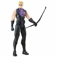 "Marvel Avengers Titan Hero Series 12"" Action Figures Hawkeye Loki Falcon Vision"