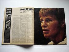 CANADIAN MAGAZINE Dec 11 1971 KEITH MAGNUSON Chicago Black Hawks JIM McKENNY