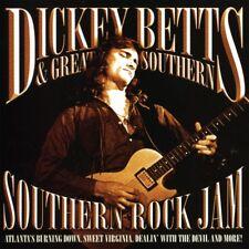 DICKEY BETTS - SOUTHERN ROCK JAM   CD NEW+