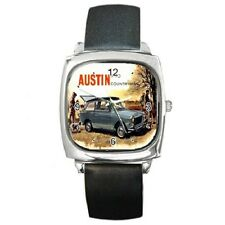 AUSTIN A40 COUNTRYMAN POSTER REPRO WRISTWATCH **JUST ADDED**