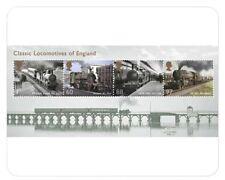 Engeland 2011 Great Brithish railways blok postfris