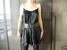 Italian silk/real fresh water pearl embelished designer long top/dress orig $599