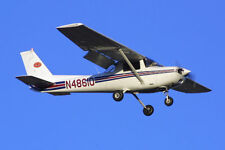 Giant 1/4 Scale Cessna 150/ 152 Plans and Templates 102ws