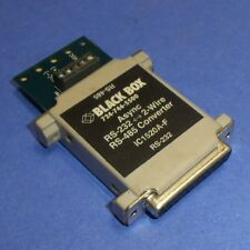 BLACK BOX ASYNC 2-WIRE CONVERTER RS-232 / RS-485 NNB