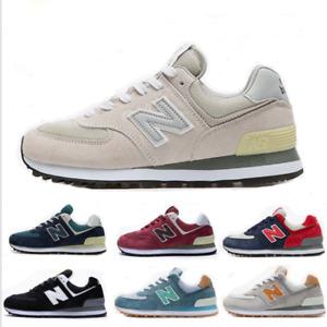 Herren  New Balance 574 Schuhe Laufenschuhe Damen Freizeit Sportschuhe Sneaker