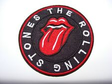 ROLLING STONES  PATCH ECUSSON THERMOCOLLANT