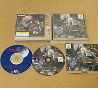 Castlevania Symphony of the Night Sony Playstation 1 From JAPAN USED PS1 PS2 PS3
