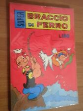 SUPER BRACCIO DI FERRO N. 71 del 1971 - Edizioni Bian  stato Ottimo di Busta   L