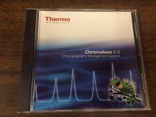 Thermo Dionex Chromeleon 6.8 Chromatography Management System Version 6.80