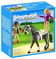 PLAYMOBIL Country - Equestrian Vaulting Set 5229 BNIB 5-10 yrs